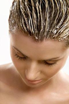 Маска для волос при сильном выпадении