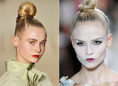 Фото на тему почему балерины собирают волосы в пучок.