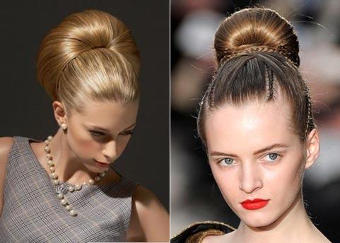 Как сделать Пучок из Носка.  Подробная фото-инструкция.  Длинные, здоровые и красивые волосы...
