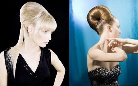 Французский пучок делает силуэт стройнее и выше, шею - тоньше и длиннее, а образ - женственнее.